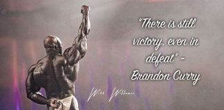 victory defeat brandon curry