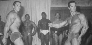 Arnold Schwarzenegger Chet Yorton