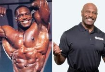 Lee Haney critical bodybuilder