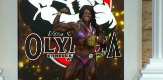 Olympia Andrea Shaw wins