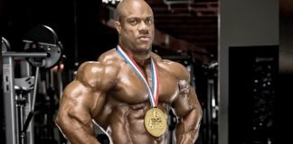 Phil Heath retiring bodybuilding