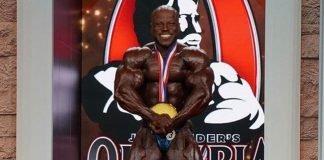 Olympia Shaun Clarida wins