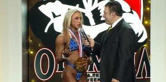 Olympia Missy Truscott wins