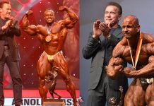 Arnold Sports Festival 2021