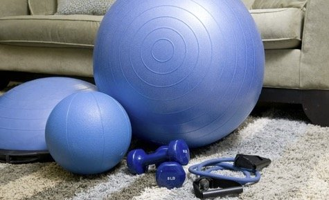 4 Benefits Working Out