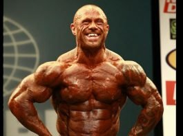 Bodybuilding death Mike Sheridan