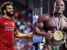 Mohamed Salah big ramy