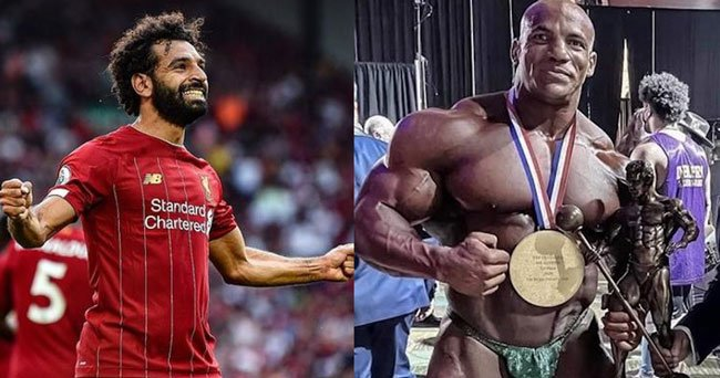 Mohamed Salah big ramy