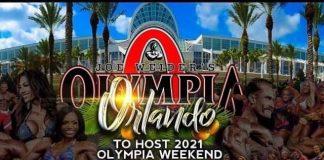 2021 Olympia Weekend Florida
