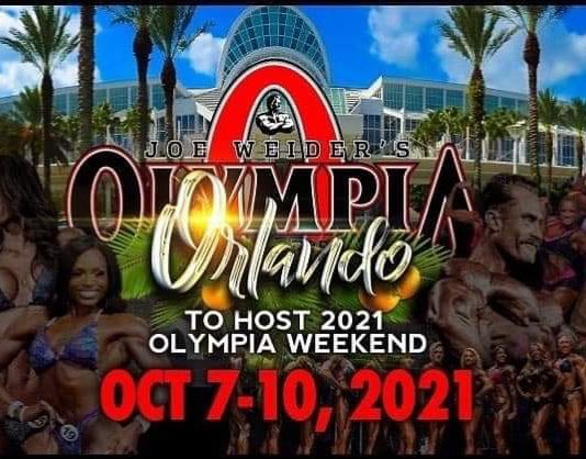 2021 Olympia Weekend Florida