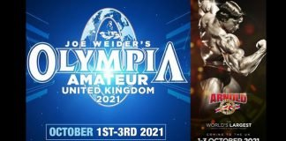 Arnold Sports Amateur Olympia