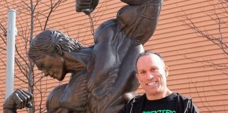 Dave Palumbo Cancer diagnosis