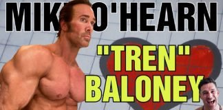 Greg Doucette Mike O'Hearn's