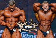 IFBB continue confirm competitions