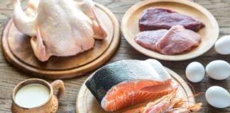 Top Foods Lean Muscle