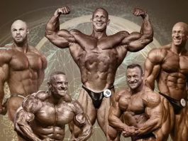 Elite Pro Bodybuilding series