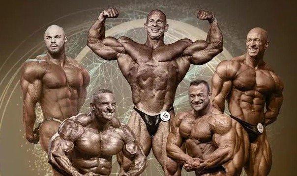 Elite Pro Bodybuilding series