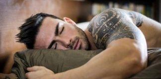 Sleep Bodybuilding Size Recovery