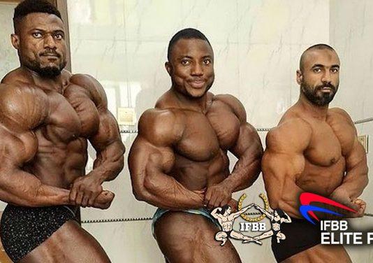 IFBB Elite Pro bodybuilding