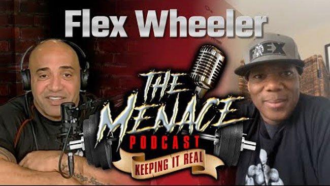 Flex Wheeler steroids amputation