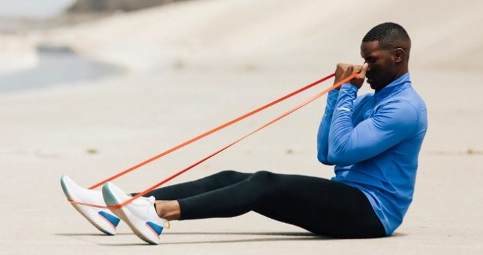 10 Resistance Bands Exercise