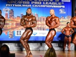 RESULTS 2021 Pittsburgh Pro