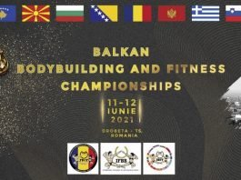 2021 IFBB Balkan Cup