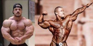 Nicolas Vullioud retires bodybuilding
