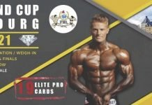 IFBB Diamond Cup Luxembourg