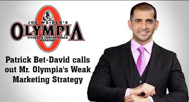 Patrick Bet David calls