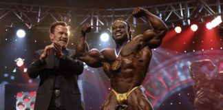 Arnold Classic competitor lists