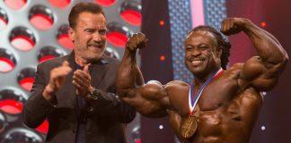 Arnold Classic winner Olympia